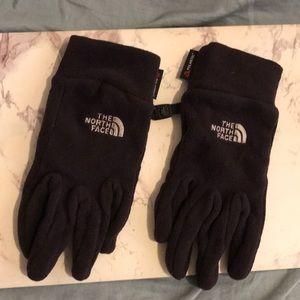 NWOT The North Face Fleece gloves